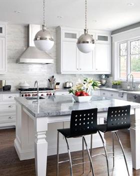 white and gray granite kitchen. granite surface white and gray kitchen