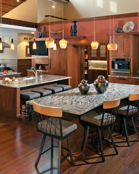 Mont Surfaces Collection | Granite Kitchen Countertops