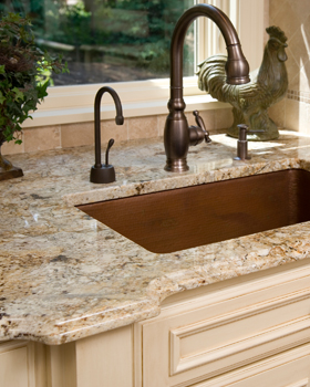 Mont Surfaces Collection Granite Kitchen Countertops