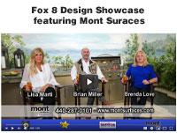 Fox 8 news mont design series
